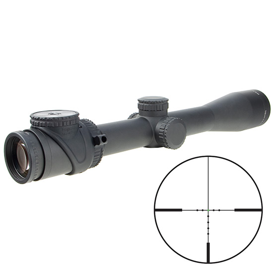 TRI ACCUPOINT 2.5-12.5X 42 APT  DOT CROSSHAIR